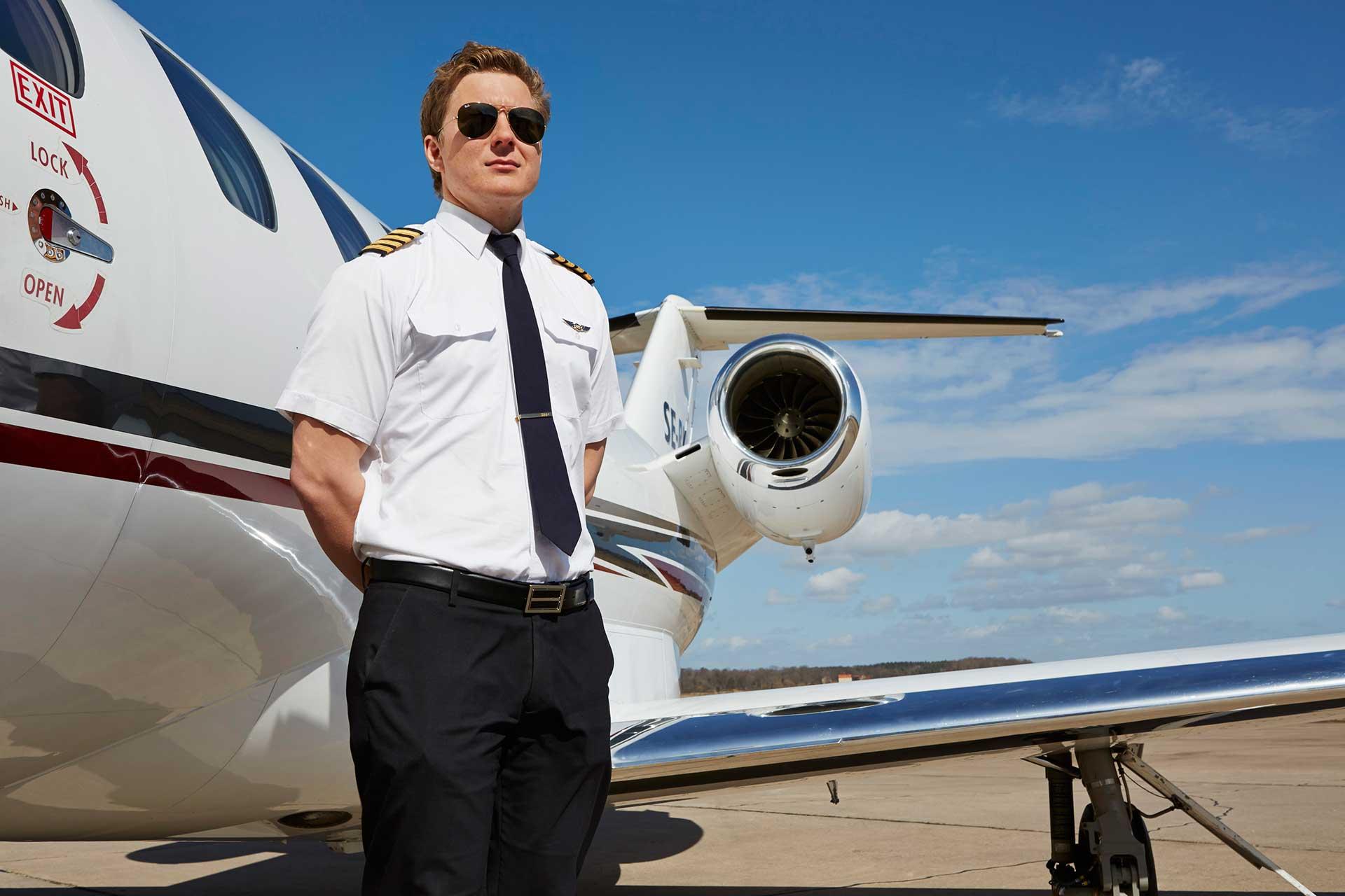 Bli pilot