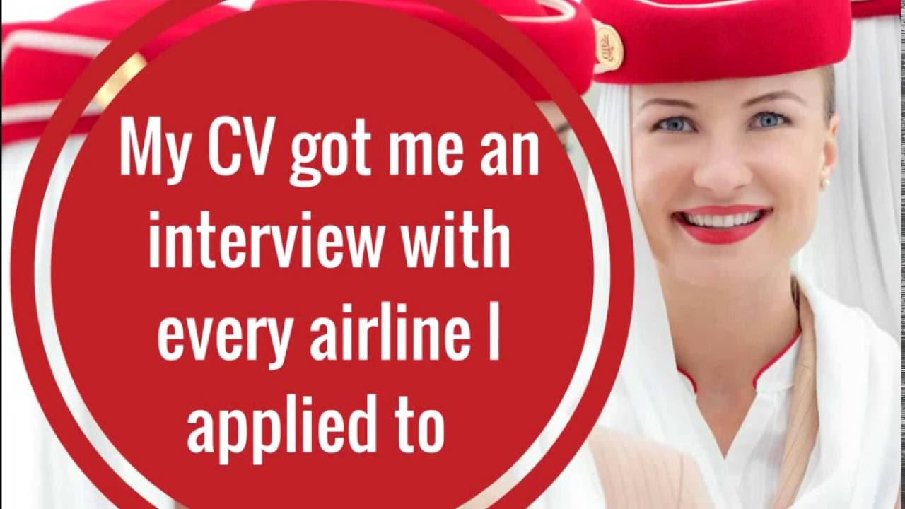 How To Craft The Perfect Flight Attendant Resume Jetav Ro